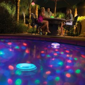 Underwater Light Show - Wellness Geschenke