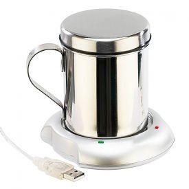 USB Tassenwärmer inkl. Tasse - Geschenke zum Einzug