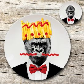 Wilder Teller - Gorilla