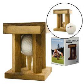 Woods Handicap - Golf R�tsel und Holzknobelspiel