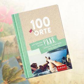 Buch - 100 Orte an denen jedes Paar einmal gewesen sein sollte