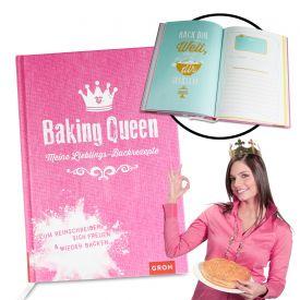 Rezeptbuch zum Ausfllen - Baking Queen
