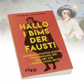Buch - Hallo I bims der Faust
