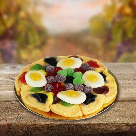 Fruchtgummi Pizza - Klein