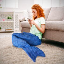 Meerjungfrau Decke fr Frauen