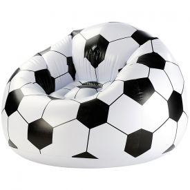 Aufblasbarer Sessel - Fuball XXL