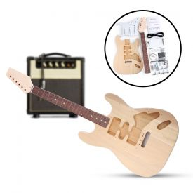 Kit de construction guitare lectrique - dition premium