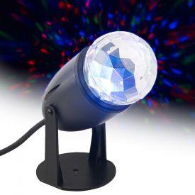 LED Projektor fr Disco Licht