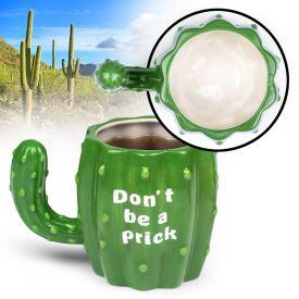 Tasse cactus - 3D