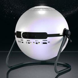 Sega Toys Planetarium - Sternenhimmel Projektor wei