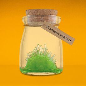 Kristalle zchten - Element Wasser