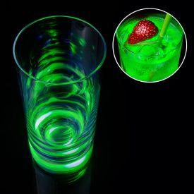 Leuchtglas mit Touch Funktion - grn