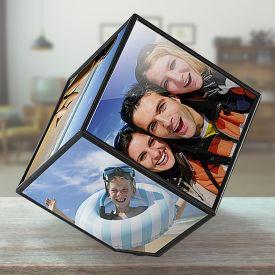 Cube photo magique
