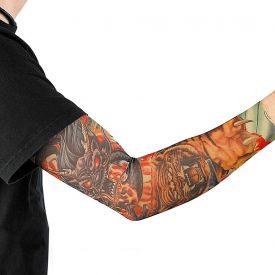 Tattoo rmel - Tiger and Dragon