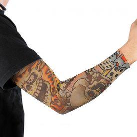Tattoo rmel - Totenkopf