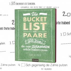 Bucket List fr Paare - Buch