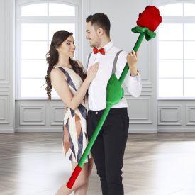 XXL Rose - 17 m groer Liebesbeweis