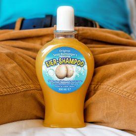 Eier-Shampoo - Das Duschgel fr gepflegte Klten
