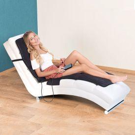 Massagegert als Auflage mit Vibration und IR-Tiefenwrme