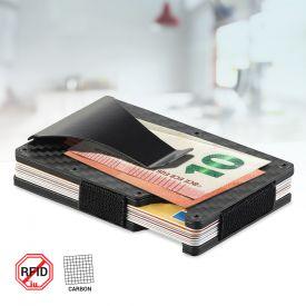 RFID Geldbrse fr 15 Karten