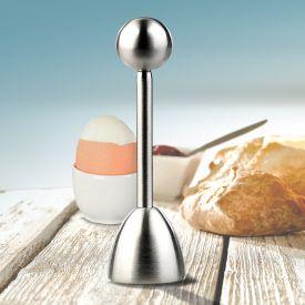Edelstahl Eierkpfer