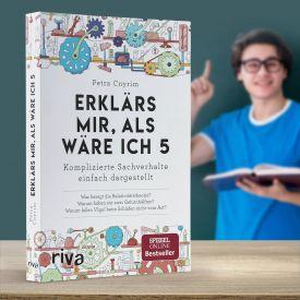 Buch - Erklrs mir als wre ich 5