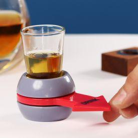 Schnapsdrehen - Trinkspiel
