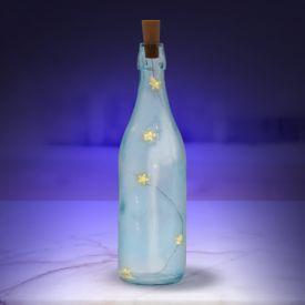 LED Lichterkette fr Flaschen