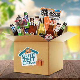 Gute Zeit Zuhause - Bier Box