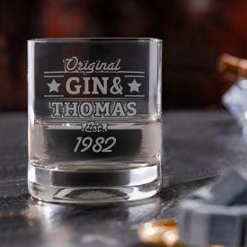 Ginglas Tumbler zum Geburtstag
