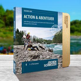 Action  Abenteuer - Erlebnisgeschenk