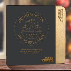 Weihnachten im Doppelpack - Erlebnisgeschenk