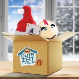 Gute Zeit Zuhause - Weihnachtsbox