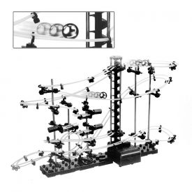Circuit  billes avec looping kit 193 parts