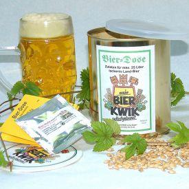 Bier selbst brauen - helles Bier