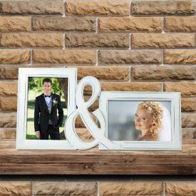 Bilderrahmen zur Hochzeit - Braut  Brutigam