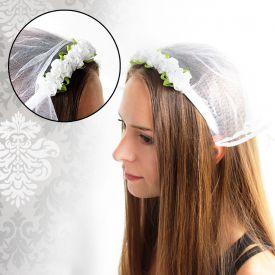 Brautschleier zum Junggesellinnenabschied