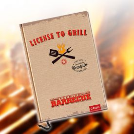 Buch - License to Grill
