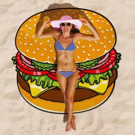 Serviette Burger