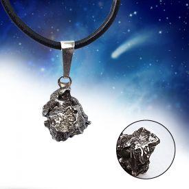 Eisenmeteorit Anhnger - echter Sternenschmuck