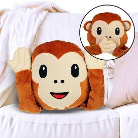 Coussin emoji singe 3 en 1