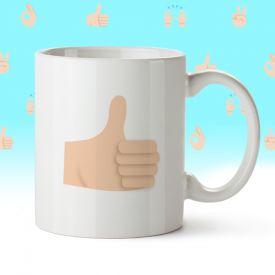 Emoji Tasse - Handzeichen