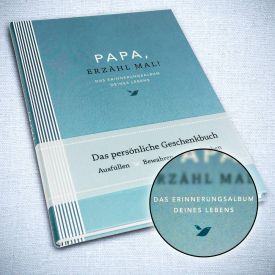 Erinnerungsalbum - Papa erzhl mal
