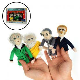 Fingerpuppen Set - Philosophen