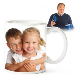 Tasse photo Papi - personnalise