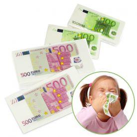 Geld Taschentcher