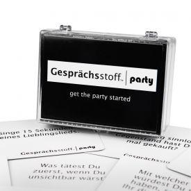 Gesprchsstoff Partyspiel - Party