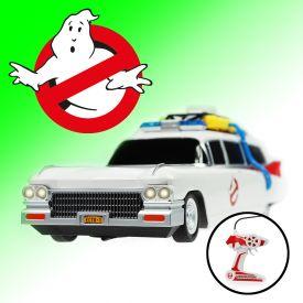 Ghostbusters Auto ferngesteuert - mit Licht und Sound