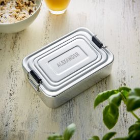Bote repas grave  rectangulaire