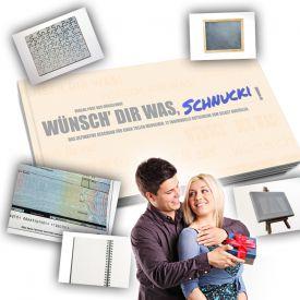 Gutscheinbuch Blanko - Wnsch Dir was